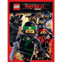 LEGO Ninjago stickerzakje