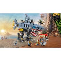 LEGO NINJAGO 2018 MOVIE 6 SHARK