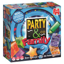 Jumbo Party & Co Family bordpel