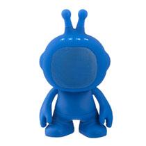 Wonky Monkey Jo-Jo Speaker - blauw