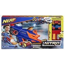 NERF Nitro Longshot Smash blaster