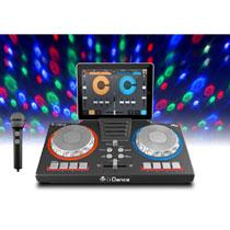 DJ SET XD101 ZWART