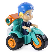 Rusty Rivets Racers Liam