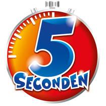 5 SECONDEN INCL. JUNIOR VERSIE