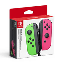 Nintendo Switch Joy-Con controllers - Splatoon 2