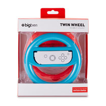 Nintendo Switch - Twee stuurwielen