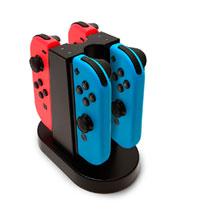 Nintendo Switch - Oplaadstation voor 4 Joy-Cons
