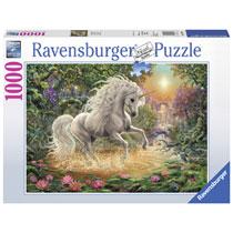 Ravensburger puzzel mystieke eenhoorn - 1000 stukjes