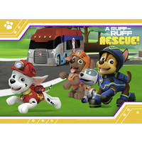 RAVENSBURGER PAW PATROL-4IN1BOX