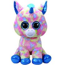 Ty Beanie Boo XL knuffel eenhoorn Blitz - 42 cm