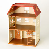 3 STORY HOUSE (EURO ITEM NAME VERSION.)