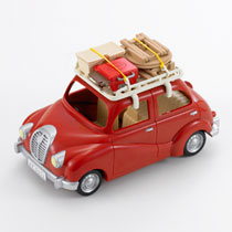 ROOF RACK WITH PICNIC SET