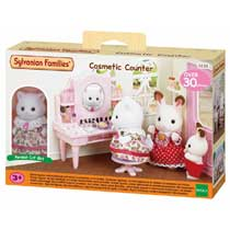 Sylvanian Families make-up hoek 5235