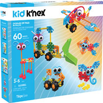 Kid K'NEX Oodles of Pals bouwset