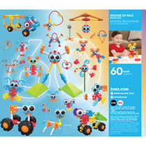 KID K'NEX - OODLES OF PALS BUILDING SET