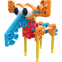 KID K'NEX - BUDDING BUILDERS TUB