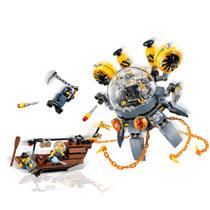 LEGO 70610 CONF MDP SCALE WLM OW