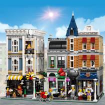 LEGO CREATOR 10255 GEBOUWENSET