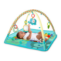 MEER-IN-EEN BALL PIT FUN BABYGYM