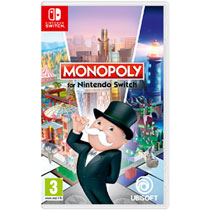 Nintendo Switch Monopoly
