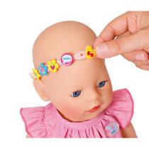 BABY BORN ZOMERKLEDING MET PINS