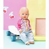 BABY BORN CASUAL KLEDING