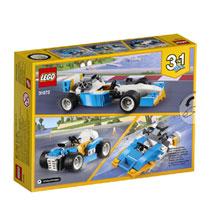 LEGO 31072 EXTREME MOTOREN
