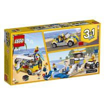 LEGO 31079 ZONNIG SURFERBUSJE
