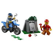 LEGO 60170 OFF-ROAD ACHTERVOLGING
