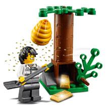 LEGO 60171 BERGACHTERVOLGING
