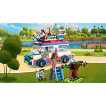 LEGO 41333 OLIVIA'S MISSIEVOERTUIG