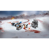 LEGO 75195 SKI SPDR VS WALKER MIC.FIGHT.
