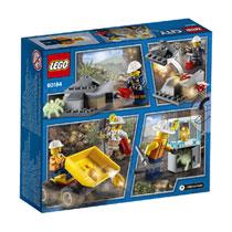 LEGO 60184 CITY MIJNBOUWTEAM