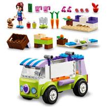 LEGO 10749 MIA'S BIO. VOEDSELMARKT