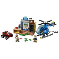 LEGO 10751 POLITIEACHTERV. IN BERGEN