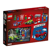 LEGO 10754 SPIDERMAN/SCORPION STRAATDUEL