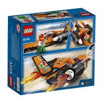 LEGO 60178 CITY SNELHEIDSRECORDAUTO