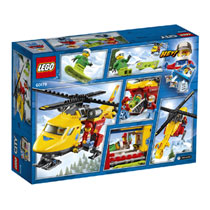 LEGO 60179 AMBULANCEHELIKOPTER
