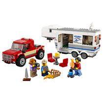 LEGO 60182 CITY PICK-UPTRUCK EN CARAVAN