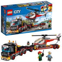 LEGO CITY 60183 VRACHTTRANSPORTEER