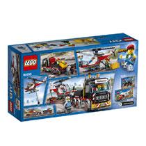 LEGO 60183 ZWARE-VRACHTTRANSPORTEERDER