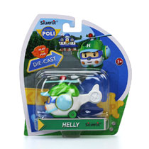 Robocar Poli die-cast Helly