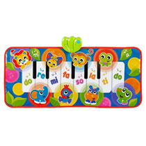 Playgro muzikale jungle piano speelmat