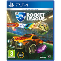 PS4 Rocket League Collector's Edition The Flash