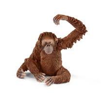 Schleich figuur orang-oetan vrouwtje 14775