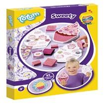 Totum Sweety cupcakestempel creaties