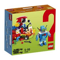 LEGO Building Bigger Thinking leuke toekomst 10402