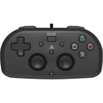 PS4 Hori Wired Mini Gamepad - zwart
