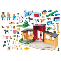 PLAYMOBIL DIERENPENSION 9275