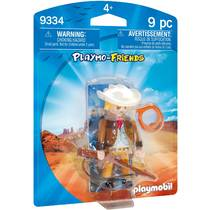 PLAYMOBIL Playmo-Friends sheriff 9334